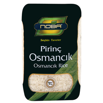 Noba Osmancık Pirinç 1 Kg