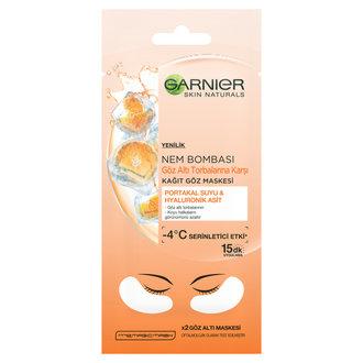 Garnier Skin Natural Nem Bom. Göz Maskesi