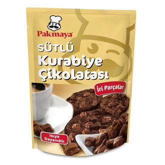 Pakmaya Sütlü Kurabiye Çikolatası 90 G