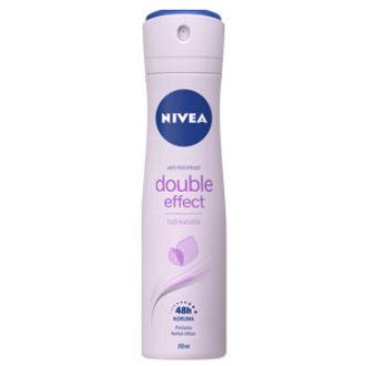 Nivea Double Effect Mor Düşler Sprey Deodorant Kadın 150 Ml