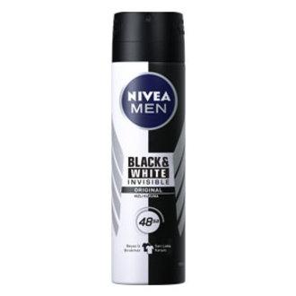 Nivea Men Black&White Original Sprey Deodorant 150 Ml-Erkek