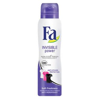 Fa Invisible Power Deodorant Sprey 150 Ml