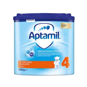 Aptamil Devam Sütü 4 350 G