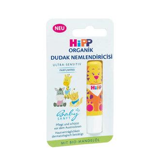 Hipp Babysanft Organik Dudak Nemlendirici 5 G