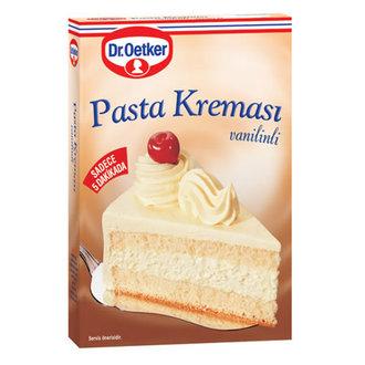 Dr.Oetker Vanilyalı Pasta Kreması 140 G