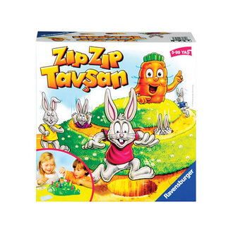 Zıp Zıp Tavşan Aile Oyunu