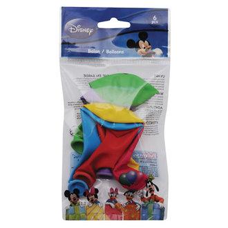 Mickey Poşet İçi 6'Lı Balon