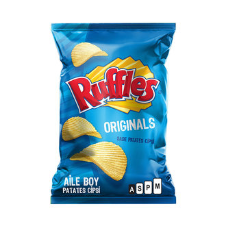 Ruffles Originals Patates Cipsi Aile Boy 61 G