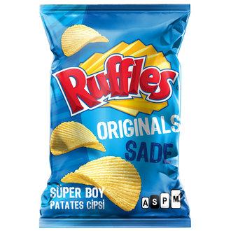 Ruffles Originals Patates Cipsi Süper Boy 107 G