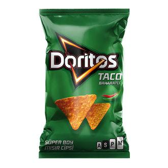 Doritos Taco Mısır Cipsi Süper Boy 121 G