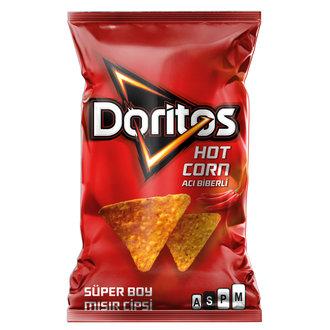 Doritos Hotcorn Mısır Cipsi Süper Boy 113 G