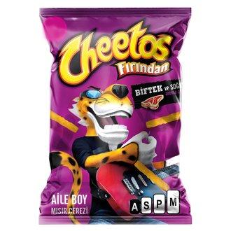 Cheetos Biftekli Aile Boy 25 G