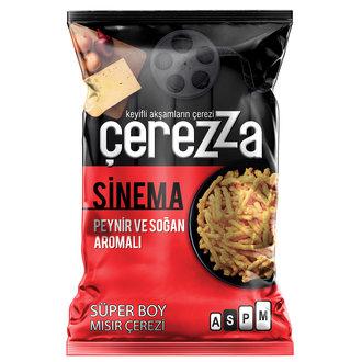 Çerezza Sinema Peynir & Soğan Süper Boy 117 G