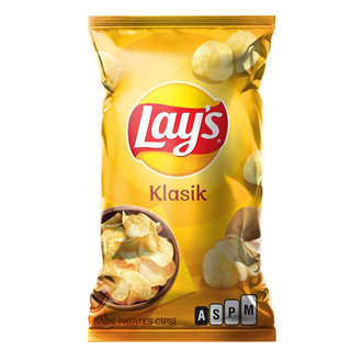 Lay's Klasik Patates Cipsi Aile Boy 61 G