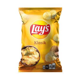 Lay's Klasik Patates Cipsi Süper Boy 107 G