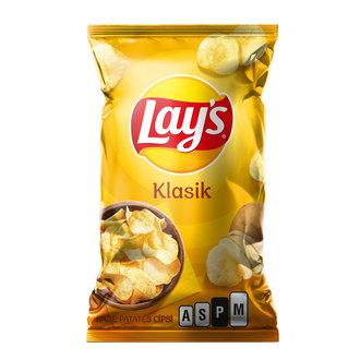 Lay's Klasik Patates Cipsi Parti Boy 150 G