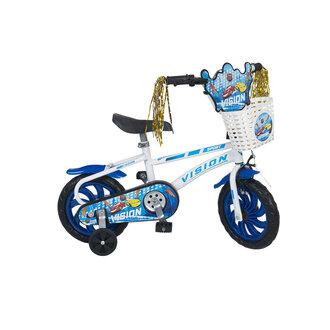 Çocuk Bisikleti 12 Jant Mavi