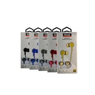 Ithink Kl220  Kulak İçi Stereo Kulaklık