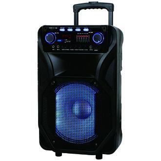 Bood Mx305 600W Taşınabilir Müzik Seti