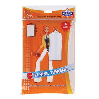 Filpa 6Lı Küçük Boy Elbise Torbası
