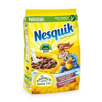 Nesquik Çikolatalı Kahvaltılık Gevrek 225 G