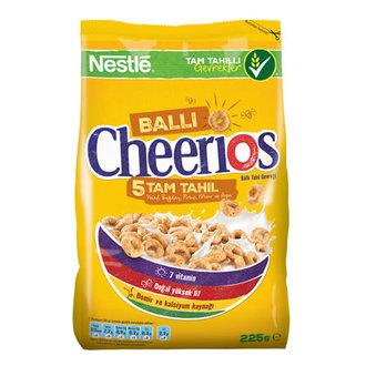 Nestle Cheerios Ballı Tahıl Gevreği 225 G