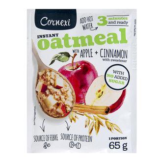Cornex Elma Parçalı Ve Tarçınlı Yulaf Ezmesi 65 G
