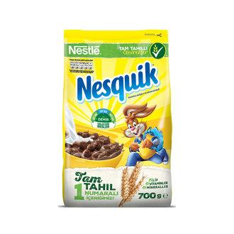 Nesquik Çikolatalı Kahvaltılık Gevrek 700 G