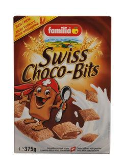 Swiss Familia Choco-Bits 375 G