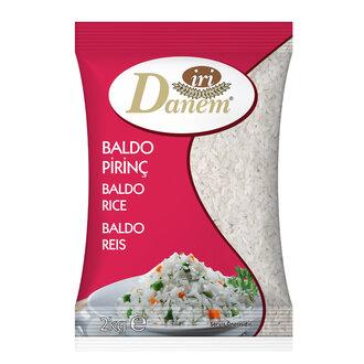 İri Danem Baldo Pirinç 2 Kg