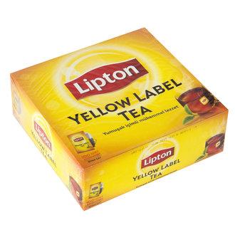 Lipton  Bardak Poşet Çay Yellow Label 100