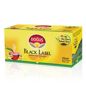 Doğuş Black Label Bardak Poşet Çay 25'Li