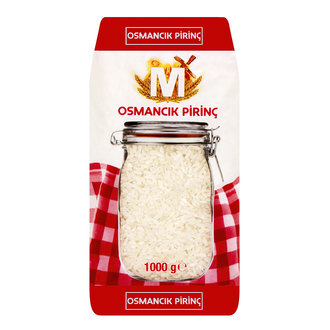 Migros Osmancık Pirinç 1000 G