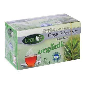 Orgalife Organik Bardak Poşet Çay 20'Li 40 G