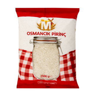 Migros Osmancık Pirinç 2500 G