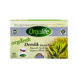 Orgalife Organik Earl Grey Demlik Poşet 48'li 144 G