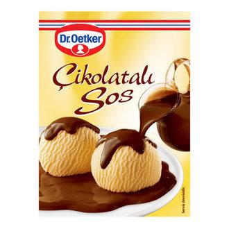 Dr.Oetker Çikolata Sosu 128 G