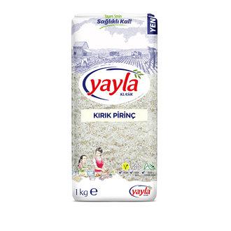 Yayla Kırık Pirinç 1 Kg