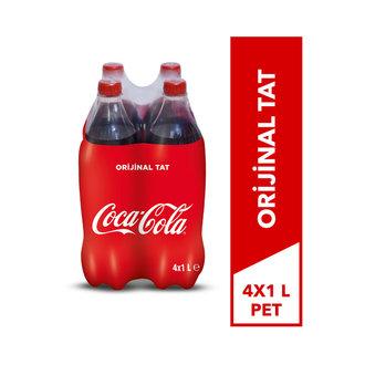 Coca-Cola 4X1 L