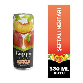 Cappy Bahçe Şeftali Nektarı Kutu 330 ML