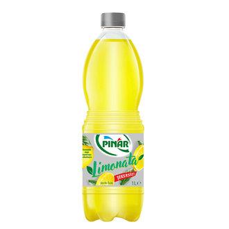 Pınar Limonata Şekersiz Gazsız Limonlu İçecek 1 L