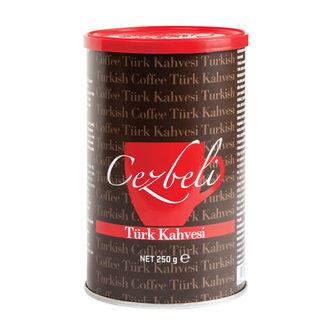 Cezbelı Türk Kahvesı 250 G