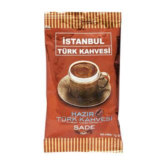 İstanbul Hazır Türk Kahvesi Sade 7 G