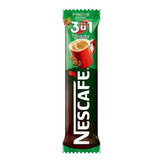 Nescafe Fındık Aromalı 3'Ü 1 Arada 17 G