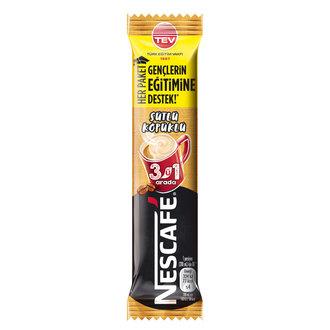 Nescafe 3'ü 1 Arada Sütlü Köpüklü 17.4 G