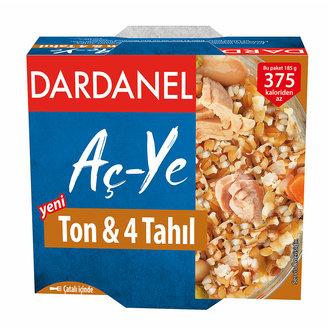 Dardanel 4 Tahıllı Ton Balığı Konservesı 185 G