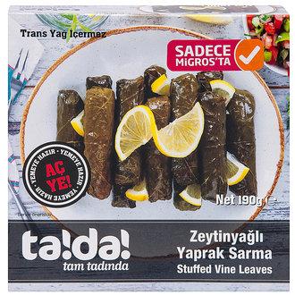Tada Zeytinyağlı Yaprak Sarma 190 G