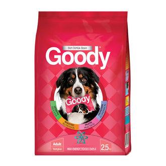Goody Yüksek Enerji Kuru Köpek Maması 2,5 Kg