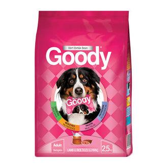 Goody Kuzu Etli Kuru Köpek Maması 2,5 Kg
