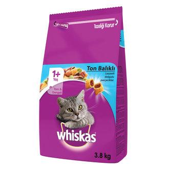 Whiskas Ton Balıklı 3.8 Kg